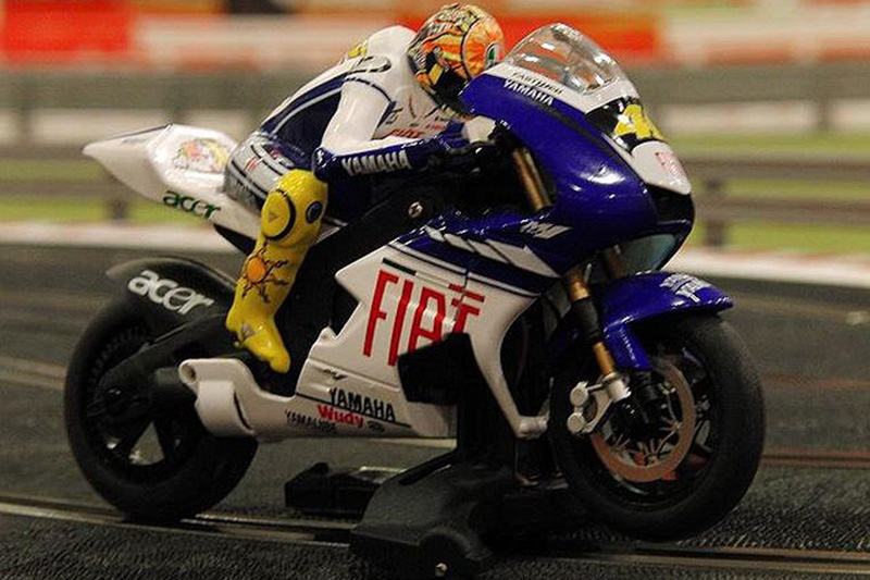 scalextric de motos