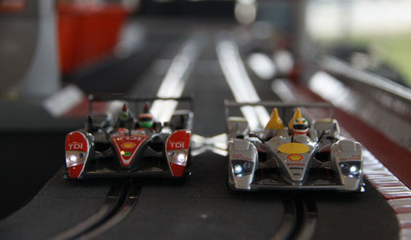 Scalextric de coches